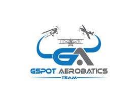 nº 233 pour Design a Logo for Gspot Aerobatics par design520