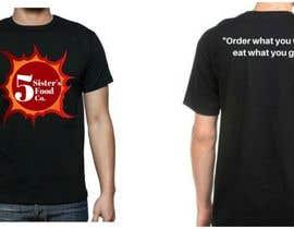 nº 20 pour Design a T-Shirt par rizaureyes8