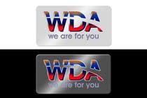 Logo Design for WDA için Graphic Design355 No.lu Yarışma Girdisi