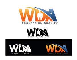 #353 for Logo Design for WDA by MED21con