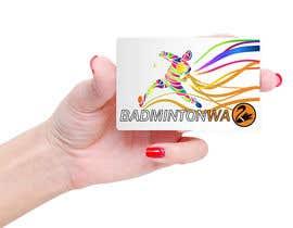 nº 29 pour Redesign / update membership card for badminton association par vhegz218