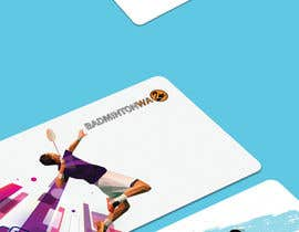 nº 24 pour Redesign / update membership card for badminton association par anantomamun90