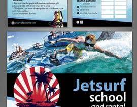 nº 2 pour Design a flyer/ business card/b2 poster par PabloSabala
