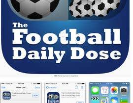 Nro 25 kilpailuun Design a Logo for an iPhone/iPad app käyttäjältä rubenreyes20