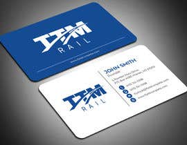 nº 123 pour Design some Business Cards par sahasrabon