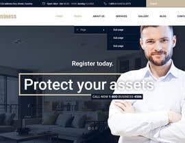 #1 for Design a Website Mockup by thiyagarajantks