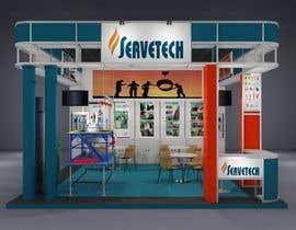nº 7 pour Exhibition Stand Design par Rinarto