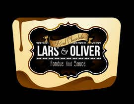 nº 62 pour Print & Packaging Design for Lars & Oliver Real Chocolate Fondue & Sauce par TecImag