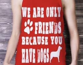 nº 21 pour Design a 30 T-Shirt's on dog theme par anieshiaka