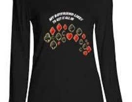 nº 20 pour Poker T-Shirt   -   All-in par zferdows72