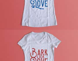 nº 24 pour Design a Custom T-Shirt par Exer1976