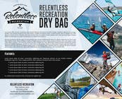 Proposition n° 1 du concours Graphic Design pour Give us your best insert card designs! Relentless Recreation Dry Bag Backpack