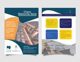 nº 14 pour Client Welcome Pack Brochure Design par shovanmustafa
