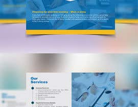 nº 8 pour Client Welcome Pack Brochure Design par meenapatwal