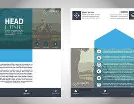 nº 24 pour Client Welcome Pack Brochure Design par shamimuzzaman99