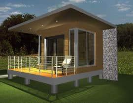 "nº 22 pour Architectural design of ""sleeping sheds"" par Fireprince14"