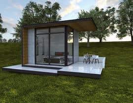 """nº 60 pour Architectural design of """"sleeping sheds"""" par ARQSA21"""