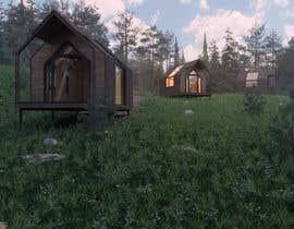 """nº 30 pour Architectural design of """"sleeping sheds"""" par shustovalada"""