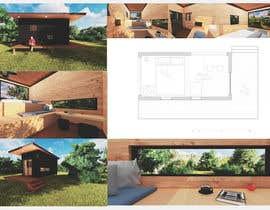 "nº 40 pour Architectural design of ""sleeping sheds"" par jlep11"
