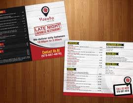 nº 47 pour Design a Flyer par teAmGrafic