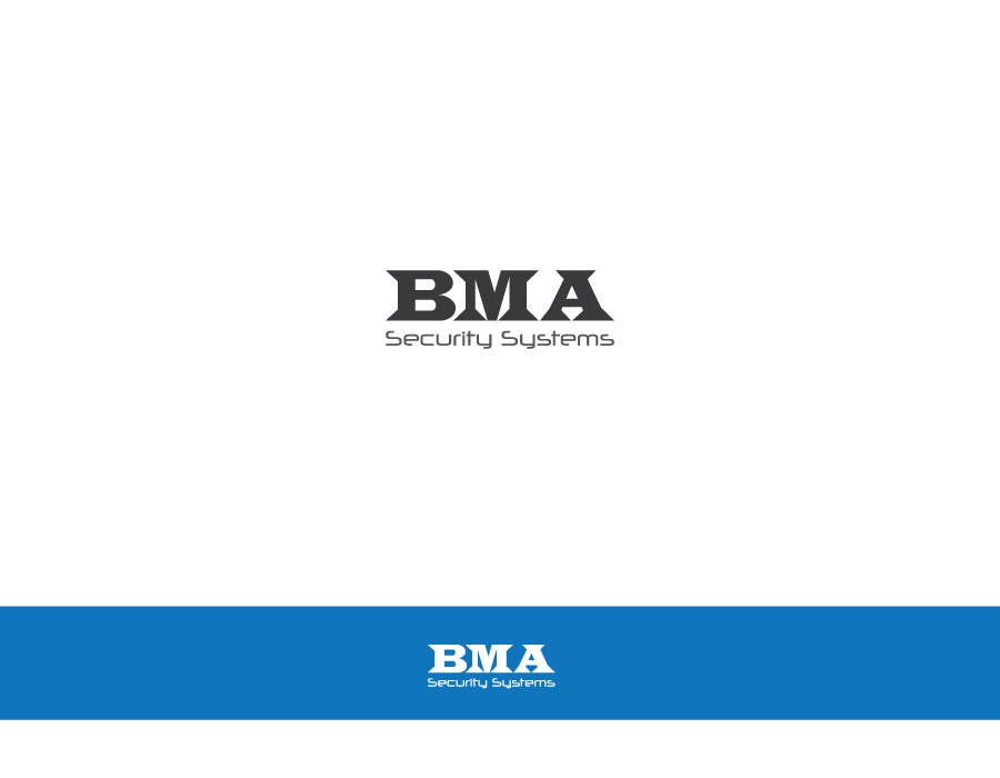 Proposition n°279 du concours Design a Logo For BMA Systems