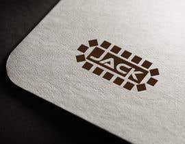 nº 117 pour Design a Logo for Jack par munmunoo3