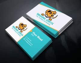 nº 95 pour Business Card for Dog Trainer par faysalmonir6
