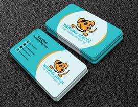 nº 16 pour Business Card for Dog Trainer par Kamrul201