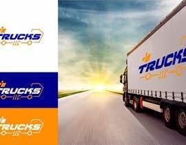 "nº 151 pour ""Trucks LLC"" Logo design par reyryu19"