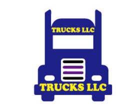 "nº 148 pour ""Trucks LLC"" Logo design par nerobislamrumee1"