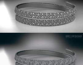 nº 2 pour I need a 3D jewellery designer who works with sketches par BroDesigns