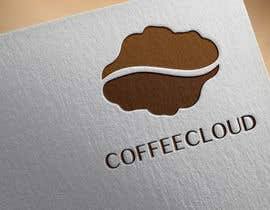 nº 17 pour Coffee Cloud Logo par Kashish2015