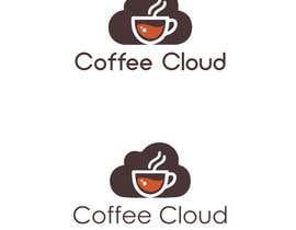nº 18 pour Coffee Cloud Logo par noyonhossain017