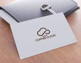 nº 97 pour Coffee Cloud Logo par Gradesignersuman