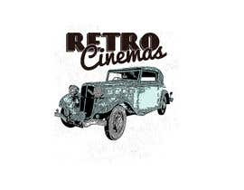 "nº 64 pour Drive in cinema branding called ""Retro Cinemas"" par seabreasy"