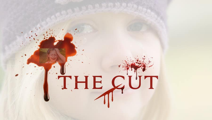 """Proposition n°4 du concours Design a movie poster for a documentary called """"the cut"""""""