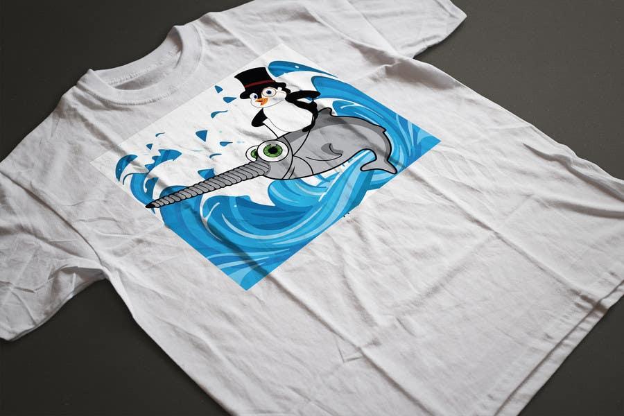 Proposition n°10 du concours Design a Teeshirt