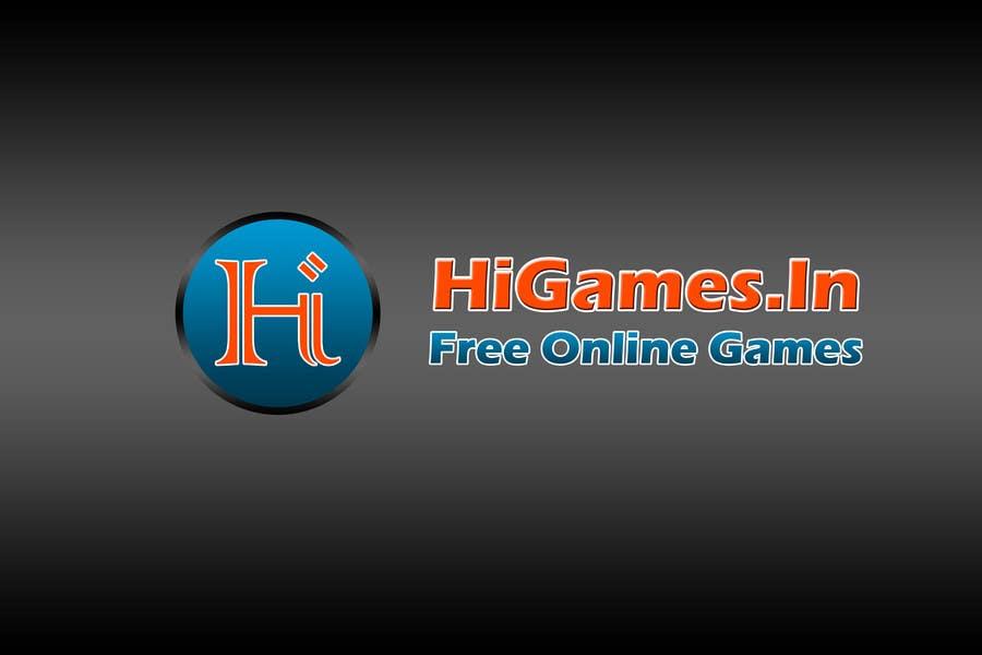 Bài tham dự cuộc thi #134 cho Logo Design for HiGames.In