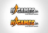 Contest Entry #97 for Logo Design for HiGames.In