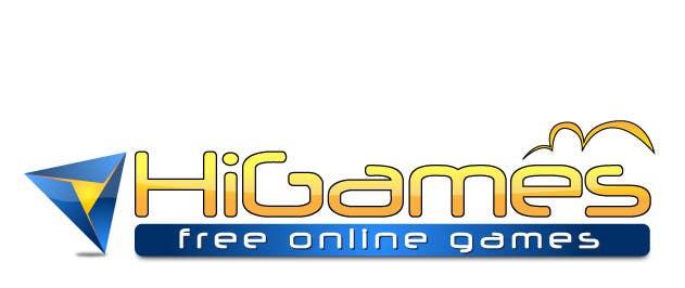 Bài tham dự cuộc thi #137 cho Logo Design for HiGames.In
