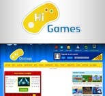 Logo Design for HiGames.In için Graphic Design37 No.lu Yarışma Girdisi