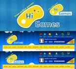 Logo Design for HiGames.In için Graphic Design56 No.lu Yarışma Girdisi