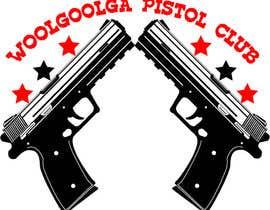 nº 28 pour Design a new logo for a pistol club par Agbeyei