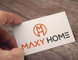 nº 330 pour Design a Logo for: MAXY HOME par LOGOWORLD7788