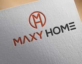 nº 333 pour Design a Logo for: MAXY HOME par LOGOWORLD7788