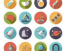 nº 6 pour Design science Icons par tonmoy125