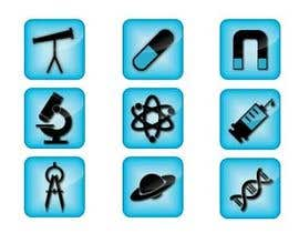nº 8 pour Design science Icons par tonmoy125