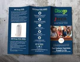 nº 5 pour Design a Brochure par thranawins