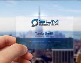 nº 522 pour Design some Business Cards par rxroy