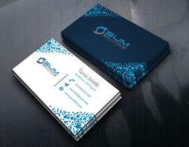 nº 604 pour Design some Business Cards par GraphicsPointGD
